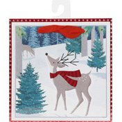 Lindy Bowman Paper Square Bag, Deluxe Art, Square, Small