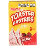 Hy-Vee Frosted Cherry Toaster Pastries
