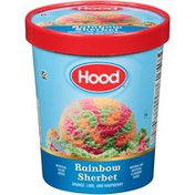 Hood Sherbet Rainbow