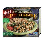Amy's Tofu Scramble
