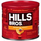 Hills Bros. Morning Roast Light Roast Ground Coffee