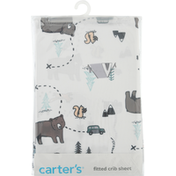 Carter's Fitted Crib Sheet