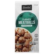 Essential Everyday Meatballs, Turkey, Dinner Size