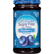 Polaner Blueberry Sugar Free with Fiber Preserves