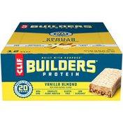 CLIF BAR Protein Vanilla Almond Protein Bars