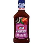Kraft Tomato Basil Balsamic Vinaigrette Dressing
