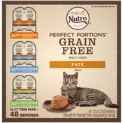 Nutro Perfect Portions MultiPack Cat Food