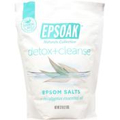 Epsoak Epsom Salts, Detox + Cleanse