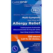 CareOne Nasal Allergy Spray
