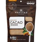 Navitas Organics Cacao Powder, Organic