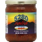 5280 Salsa Salsa, Gourmet, Hot
