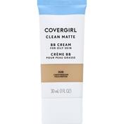 CoverGirl Clean Matte BB Cream For Light/Medium Skin