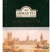 Ahmad Tea Tea, Earl Grey, Tea Bags