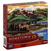 Mega Puzzles Puzzle, Hometown Collection, Box