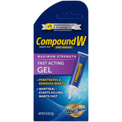CompoundW Wart Remover, Maximum Strength, Fast-Acting Gel