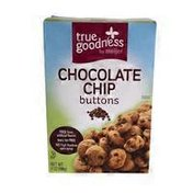 Meijer CHOCOLATE CHIP BUTTONS cookies