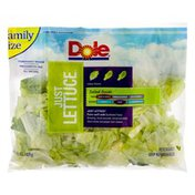 Dole Family Size Just Lettuce Salad