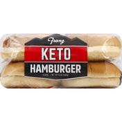 Franz Hamburger Buns, Keto
