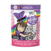 Weruva Best Feline Friend Tuna & Beef Baby Cakes Wet Cat Food