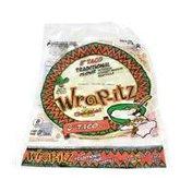 Wrap Itz Traditional Flour Tortilla, 8 Inch Taco Size