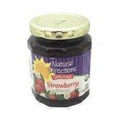 Natural Directions Organic Strawberry Jam