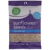 Food Club Shelled Raw Kernel Sunflower Seeds