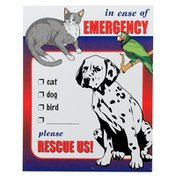 Hillman Group Emergency Rescue Decals