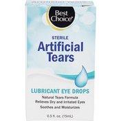 Best Choice Artificial Tears