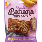 Just ADD Bread Mix, Banana, Quick