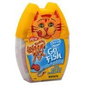 Meow Mix Moist Cat Treats, With Real Tuna & Ocean Fish