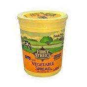 First Street Vegetable Spread