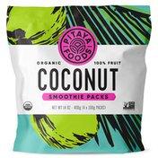 Pitaya Foods Organic Coconut Smoothie Packs