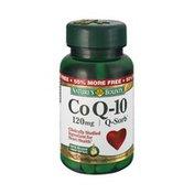 Nature's Bounty Co Q-10 120mg/Q-Sorb Dietary Supplement Softgels - 45 CT