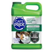 Cat's Pride Max Power Natural Care Unscented Clumping Clay Cat Litter