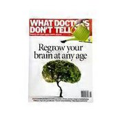 What Doctor's Don Tell You Magazine