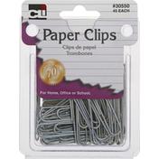 CLi Paper Clips, Jumbo