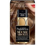Superior Preference Mousse Absolue Pure Light Brown 600 Hair Color