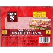 Bar-S Deli Style Smoked Ham