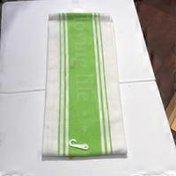 M U Kitchen Green Loving Life Dish Cloth