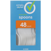Simply Done Everyday Spoons