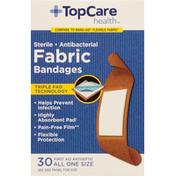 TopCare Bandages, Fabric, One Size
