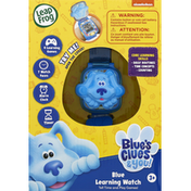 Blue's Clues Learning Watch, Blue
