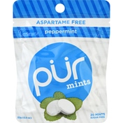 Pur Mints, Aspartame Free, Peppermint