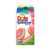 Dole Sensation Natural Guava Juice Beverage
