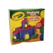 Crayola Assorted Colours Modeling Clay