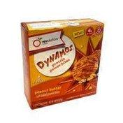 Revolution Foods Dynamos Soft Baked Granola Bites
