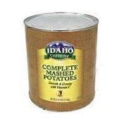 Idaho Complete Mashed Potatoes