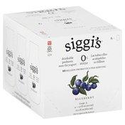 Siggi's Yogurt, Drinkable Probiotic, Non-Fat, Blueberry