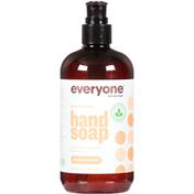 Everyone Hand Soap, Apricot + Vanilla