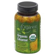 Irwin Orgainics Organic Cleanse, Gentle, Tablets